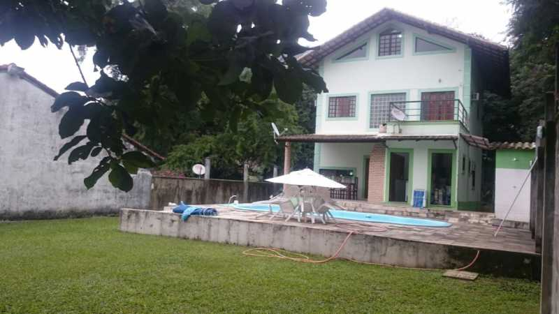 SERRA IMÓVEIS - Casa em Condomínio 4 quartos à venda Limoeiro, Guapimirim - R$ 630.000 - SICN40004 - 18