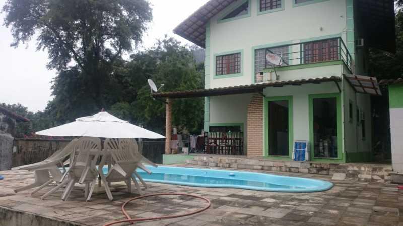 SERRA IMÓVEIS - Casa em Condomínio 4 quartos à venda Limoeiro, Guapimirim - R$ 630.000 - SICN40004 - 19