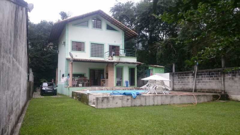 SERRA IMÓVEIS - Casa em Condomínio 4 quartos à venda Limoeiro, Guapimirim - R$ 630.000 - SICN40004 - 17