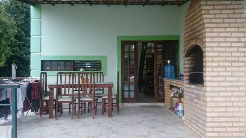 SERRA IMÓVEIS - Casa em Condomínio 4 quartos à venda Limoeiro, Guapimirim - R$ 630.000 - SICN40004 - 20