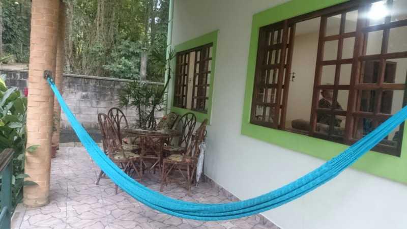 SERRA IMÓVEIS - Casa em Condomínio 4 quartos à venda Limoeiro, Guapimirim - R$ 630.000 - SICN40004 - 3