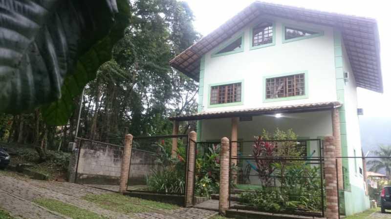 SERRA IMÓVEIS - Casa em Condomínio 4 quartos à venda Limoeiro, Guapimirim - R$ 630.000 - SICN40004 - 1