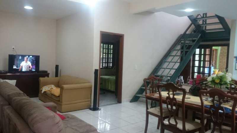 SERRA IMÓVEIS - Casa em Condomínio 4 quartos à venda Limoeiro, Guapimirim - R$ 630.000 - SICN40004 - 6