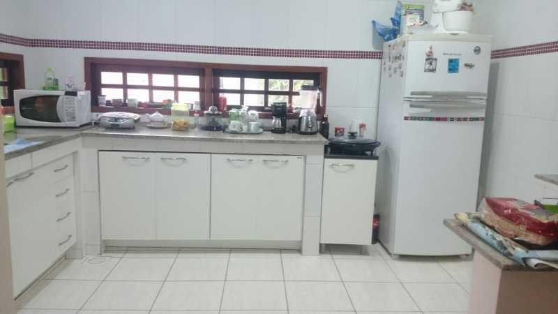 SERRA IMÓVEIS - Casa em Condomínio 4 quartos à venda Limoeiro, Guapimirim - R$ 630.000 - SICN40004 - 9