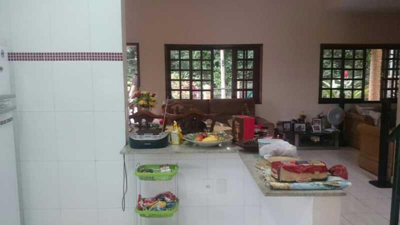 SERRA IMÓVEIS - Casa em Condomínio 4 quartos à venda Limoeiro, Guapimirim - R$ 630.000 - SICN40004 - 8