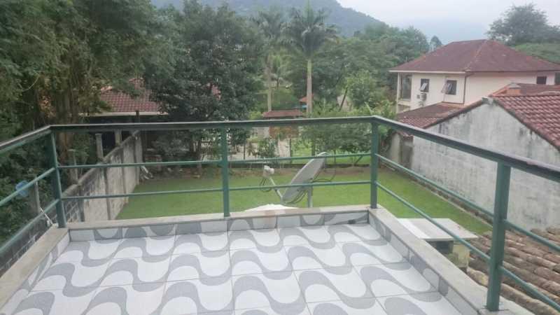 SERRA IMÓVEIS - Casa em Condomínio 4 quartos à venda Limoeiro, Guapimirim - R$ 630.000 - SICN40004 - 15