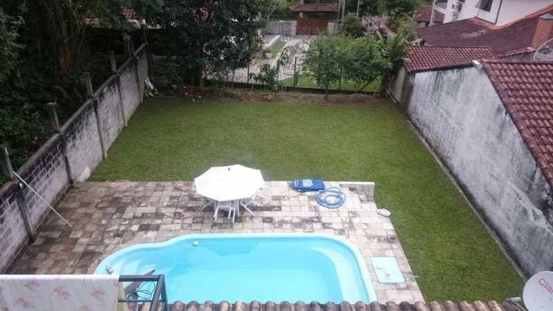 SERRA IMÓVEIS - Casa em Condomínio 4 quartos à venda Limoeiro, Guapimirim - R$ 630.000 - SICN40004 - 16