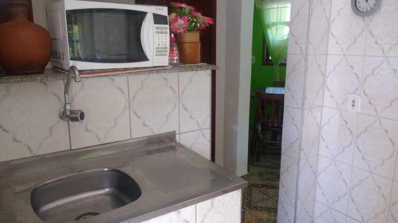 SERRA IMÓVEIS - Casa em Condomínio 2 quartos à venda Limoeiro, Guapimirim - R$ 580.000 - SICN20006 - 21