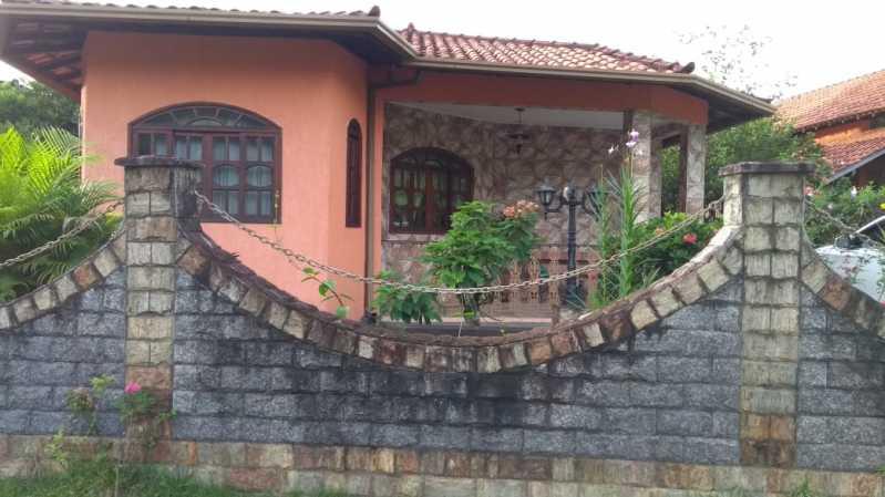 SERRA IMÓVEIS - Casa em Condomínio 2 quartos à venda Limoeiro, Guapimirim - R$ 580.000 - SICN20006 - 1