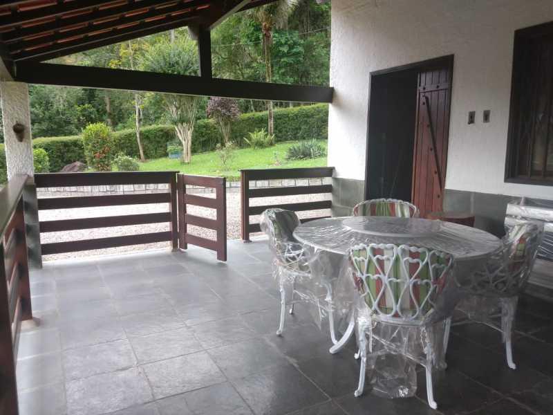 SERRA IMÓVEIS - Casa em Condomínio 6 quartos à venda Monte Oliveti, Guapimirim - R$ 950.000 - SICN60004 - 21