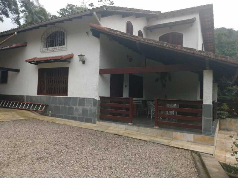 SERRA IMÓVEIS - Casa em Condomínio 6 quartos à venda Monte Oliveti, Guapimirim - R$ 950.000 - SICN60004 - 1