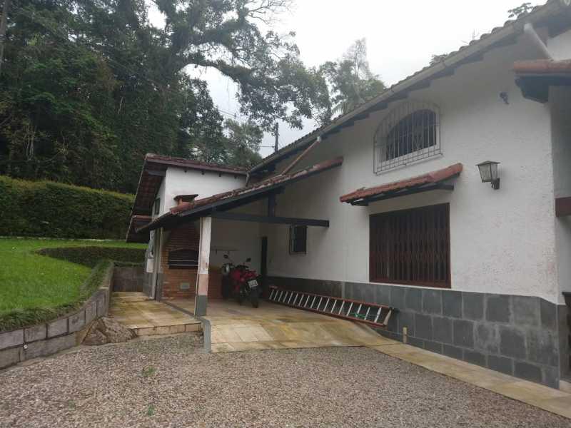 SERRA IMÓVEIS - Casa em Condomínio 6 quartos à venda Monte Oliveti, Guapimirim - R$ 950.000 - SICN60004 - 3