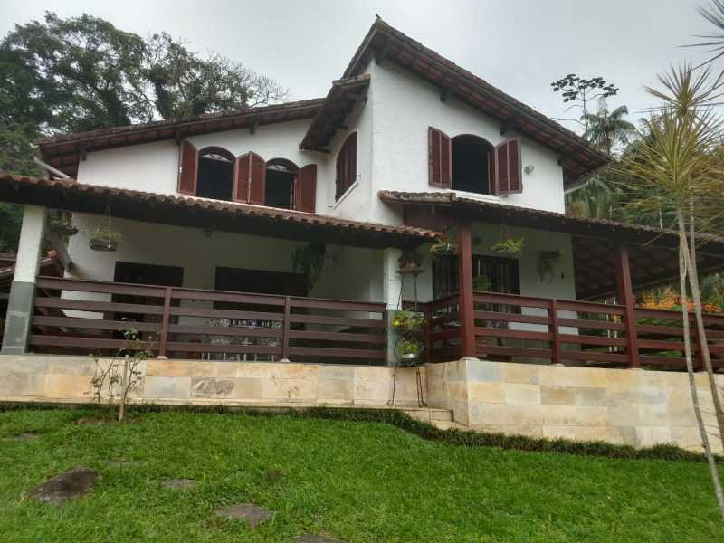 SERRA IMÓVEIS - Casa em Condomínio 6 quartos à venda Monte Oliveti, Guapimirim - R$ 950.000 - SICN60004 - 23
