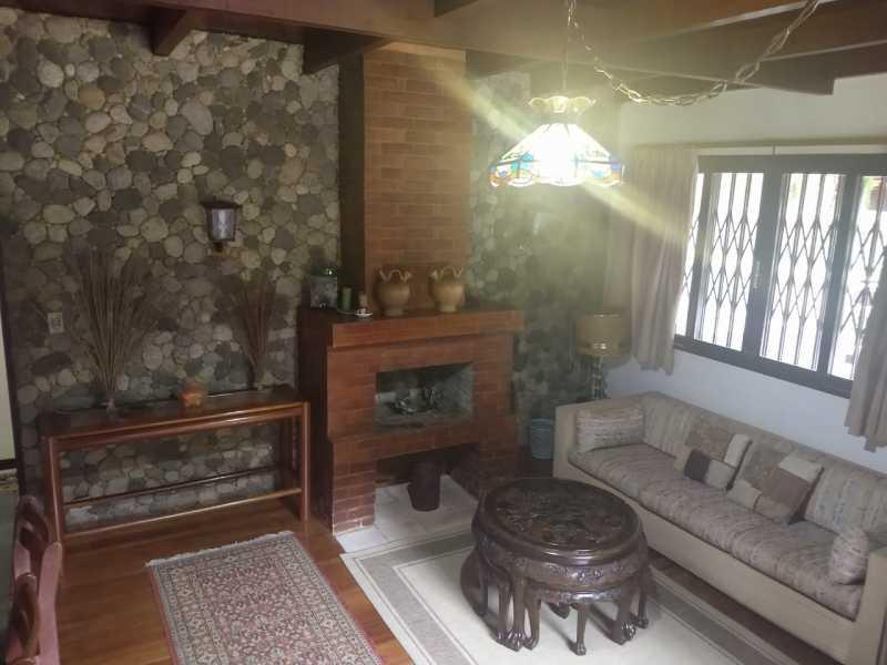 SERRA IMÓVEIS - Casa em Condomínio 6 quartos à venda Monte Oliveti, Guapimirim - R$ 950.000 - SICN60004 - 6