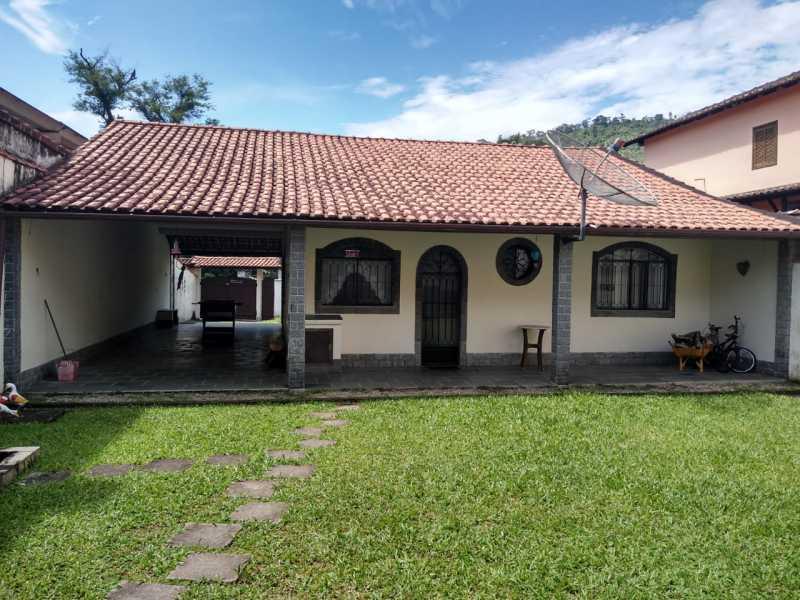 SERRA IMÓVEIS - Casa em Condomínio 3 quartos à venda Limoeiro, Guapimirim - R$ 340.000 - SICN30030 - 4