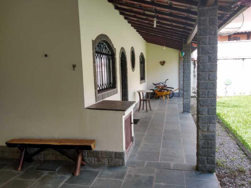 SERRA IMÓVEIS - Casa em Condomínio 3 quartos à venda Limoeiro, Guapimirim - R$ 340.000 - SICN30030 - 17