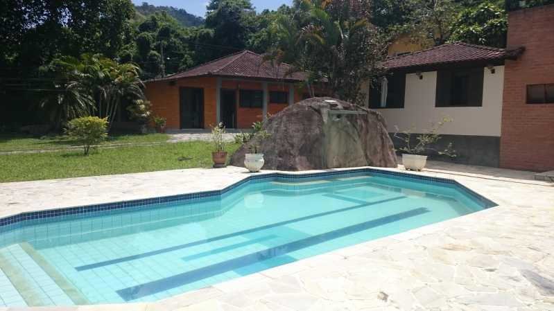 SERRA IMÓVEIS - Casa em Condominio À VENDA, Limoeiro, Guapimirim, RJ - SICN70001 - 1