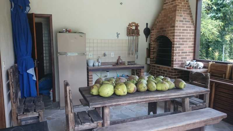 SERRA IMÓVEIS - Casa em Condominio À VENDA, Limoeiro, Guapimirim, RJ - SICN70001 - 8