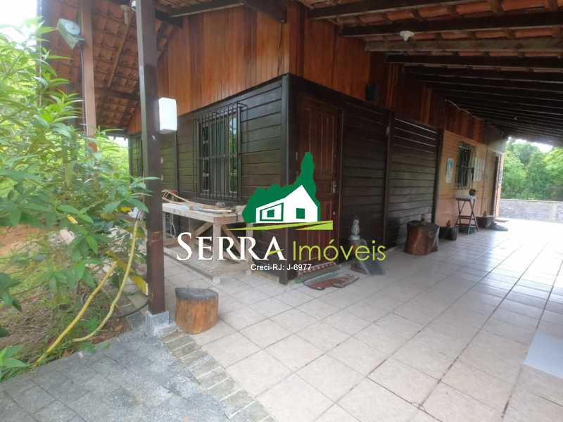 SERRA IMÓVEIS - Sítio à venda Vale Das Pedrinhas, Guapimirim - R$ 450.000 - SISI30007 - 1