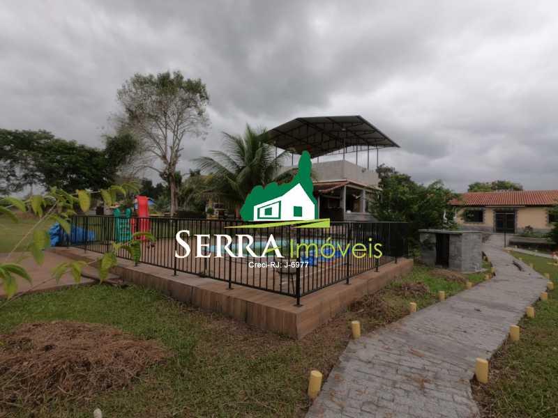 SERRA IMÓVEIS - Sítio à venda Vale Das Pedrinhas, Guapimirim - R$ 450.000 - SISI30007 - 23
