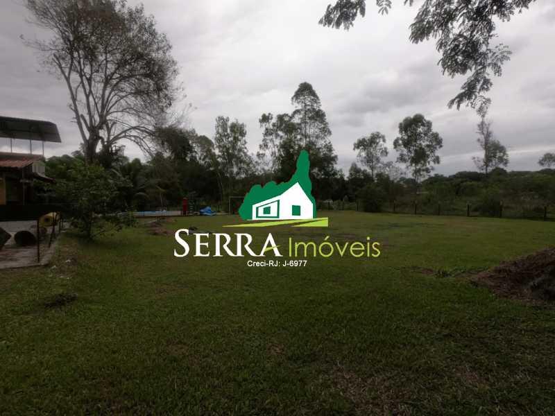 SERRA IMÓVEIS - Sítio à venda Vale Das Pedrinhas, Guapimirim - R$ 450.000 - SISI30007 - 24