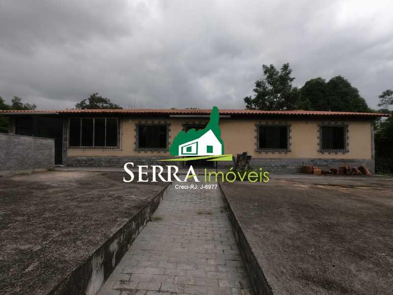 SERRA IMÓVEIS - Sítio à venda Vale Das Pedrinhas, Guapimirim - R$ 450.000 - SISI30007 - 11