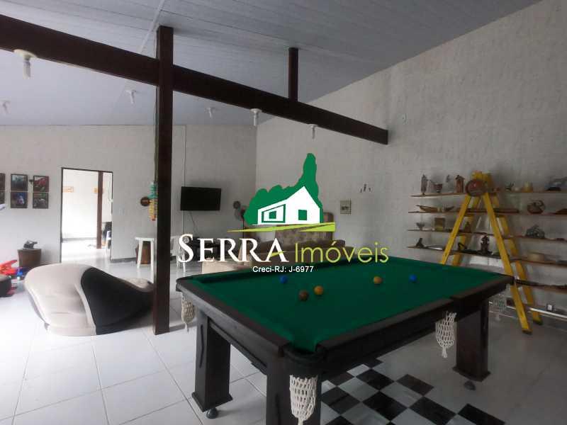 SERRA IMÓVEIS - Sítio à venda Vale Das Pedrinhas, Guapimirim - R$ 450.000 - SISI30007 - 14