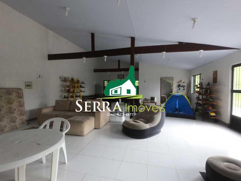 SERRA IMÓVEIS - Sítio à venda Vale Das Pedrinhas, Guapimirim - R$ 450.000 - SISI30007 - 13