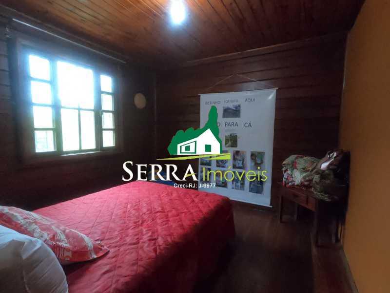 SERRA IMÓVEIS - Sítio à venda Vale Das Pedrinhas, Guapimirim - R$ 450.000 - SISI30007 - 6