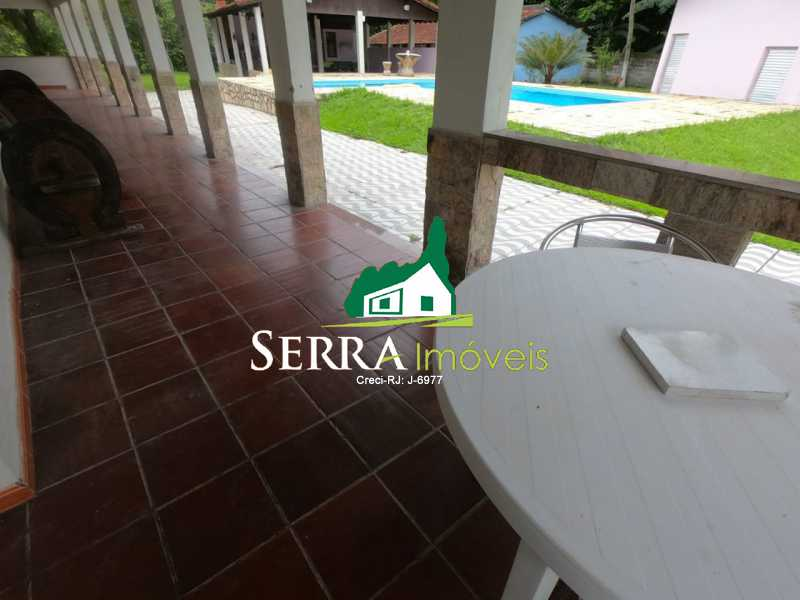 SERRA IMÓVEIS - Casa 6 quartos à venda Vale Das Pedrinhas, Guapimirim - R$ 800.000 - SICA60001 - 5