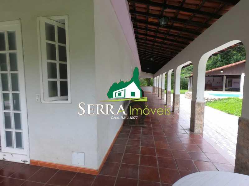 SERRA IMÓVEIS - Casa 6 quartos à venda Vale Das Pedrinhas, Guapimirim - R$ 800.000 - SICA60001 - 6