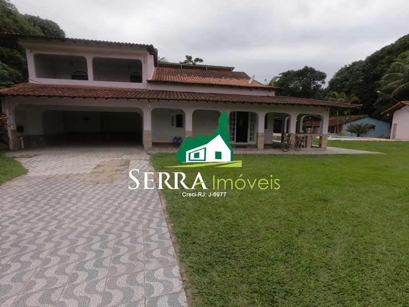 SERRA IMÓVEIS - Casa 6 quartos à venda Vale Das Pedrinhas, Guapimirim - R$ 800.000 - SICA60001 - 4