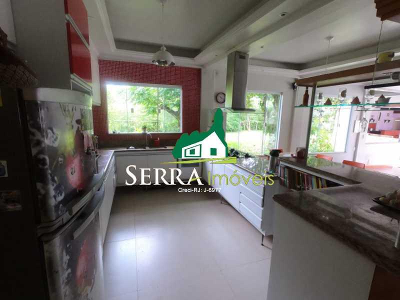 SERRA IMÓVEIS - Casa 6 quartos à venda Vale Das Pedrinhas, Guapimirim - R$ 800.000 - SICA60001 - 10