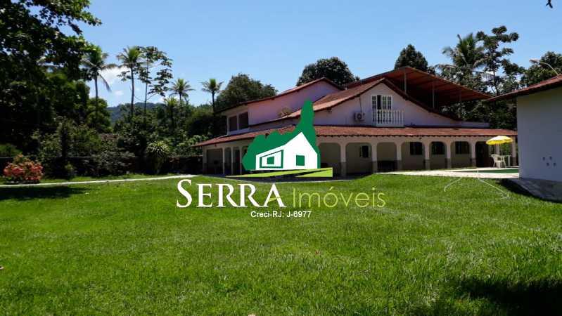 SERRA IMÓVEIS - Casa 6 quartos à venda Vale Das Pedrinhas, Guapimirim - R$ 800.000 - SICA60001 - 3