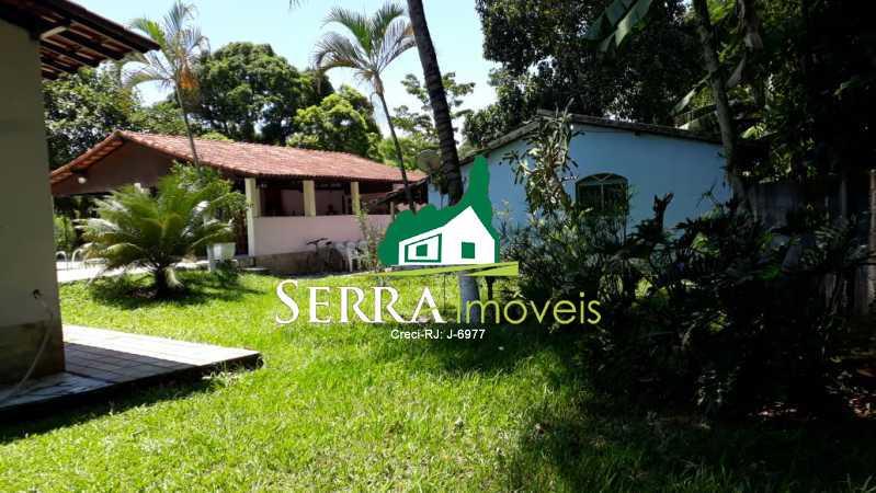 SERRA IMÓVEIS - Casa 6 quartos à venda Vale Das Pedrinhas, Guapimirim - R$ 800.000 - SICA60001 - 21