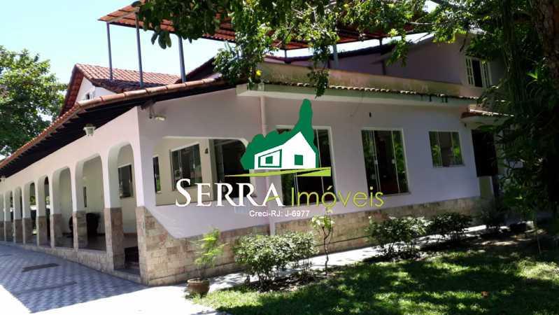 SERRA IMÓVEIS - Casa 6 quartos à venda Vale Das Pedrinhas, Guapimirim - R$ 800.000 - SICA60001 - 7