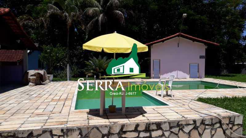 SERRA IMÓVEIS - Casa 6 quartos à venda Vale Das Pedrinhas, Guapimirim - R$ 800.000 - SICA60001 - 26