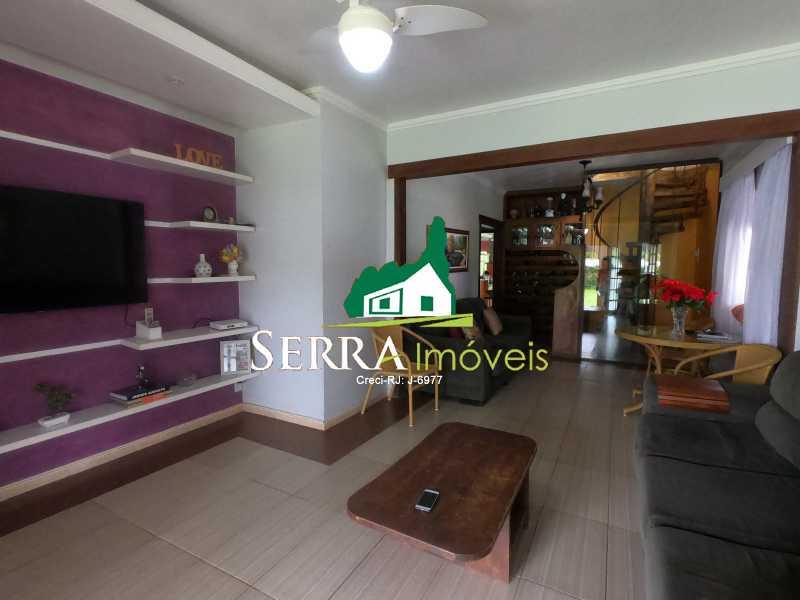 SERRA IMÓVEIS - Casa 6 quartos à venda Vale Das Pedrinhas, Guapimirim - R$ 800.000 - SICA60001 - 8