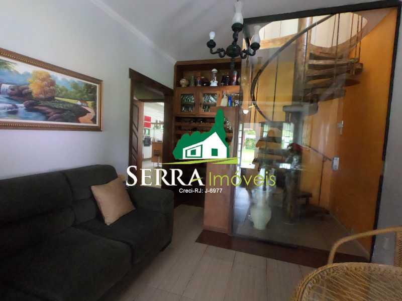 SERRA IMÓVEIS - Casa 6 quartos à venda Vale Das Pedrinhas, Guapimirim - R$ 800.000 - SICA60001 - 9