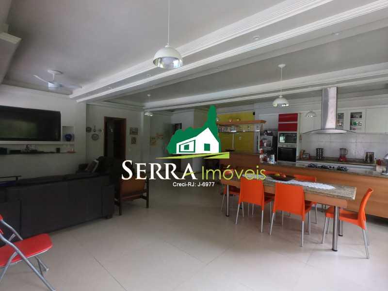 SERRA IMÓVEIS - Casa 6 quartos à venda Vale Das Pedrinhas, Guapimirim - R$ 800.000 - SICA60001 - 11