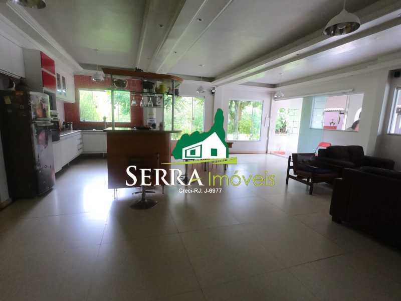 SERRA IMÓVEIS - Casa 6 quartos à venda Vale Das Pedrinhas, Guapimirim - R$ 800.000 - SICA60001 - 12