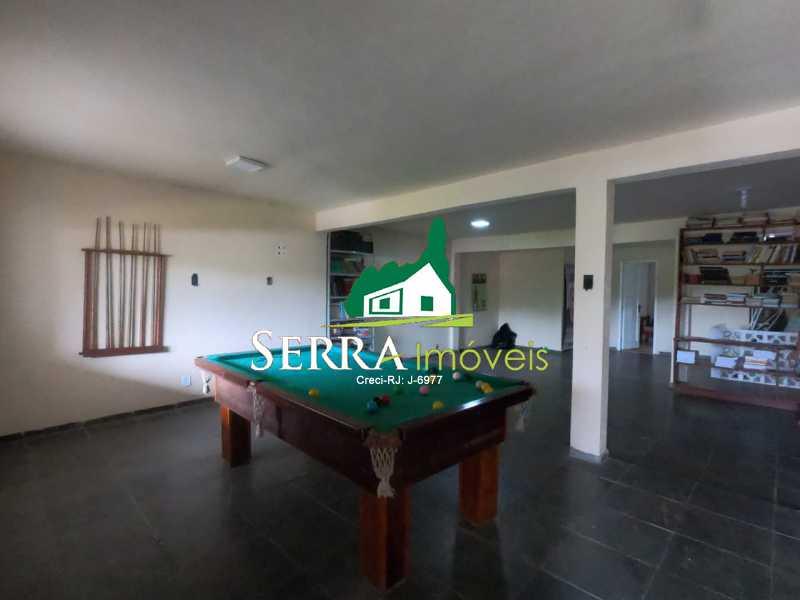 SERRA IMÓVEIS - Casa 6 quartos à venda Vale Das Pedrinhas, Guapimirim - R$ 800.000 - SICA60001 - 18