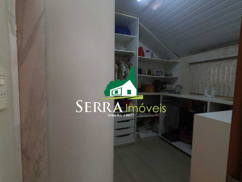SERRA IMÓVEIS - Casa 6 quartos à venda Vale Das Pedrinhas, Guapimirim - R$ 800.000 - SICA60001 - 24