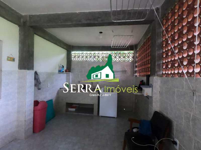 SERRA IMÓVEIS - Casa 6 quartos à venda Vale Das Pedrinhas, Guapimirim - R$ 800.000 - SICA60001 - 25