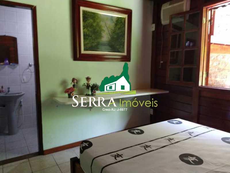SERRA IMÓVEIS - Casa em Condomínio 3 quartos à venda Limoeiro, Guapimirim - R$ 650.000 - SICN30031 - 13