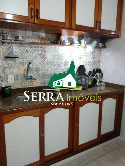 SERRA IMÓVEIS - Casa em Condomínio 3 quartos à venda Limoeiro, Guapimirim - R$ 650.000 - SICN30031 - 15