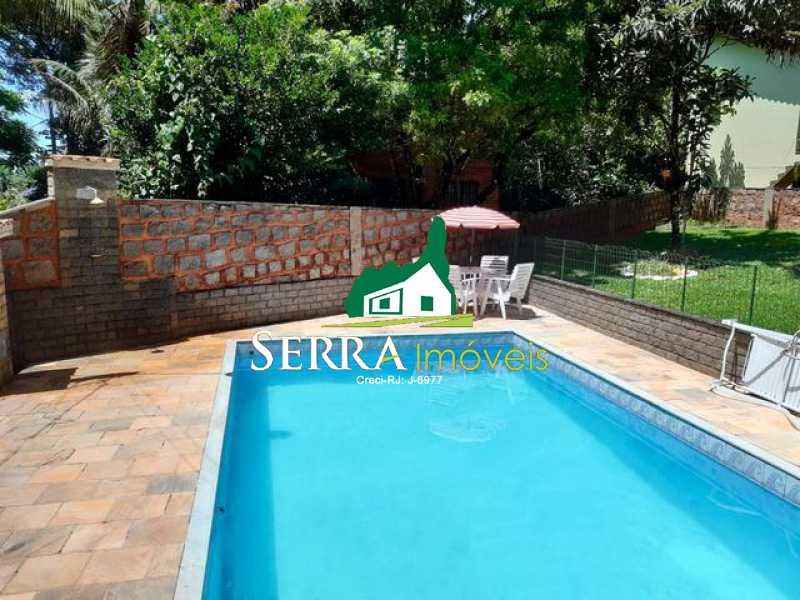 SERRA IMÓVEIS - Casa em Condomínio 3 quartos à venda Limoeiro, Guapimirim - R$ 650.000 - SICN30031 - 21