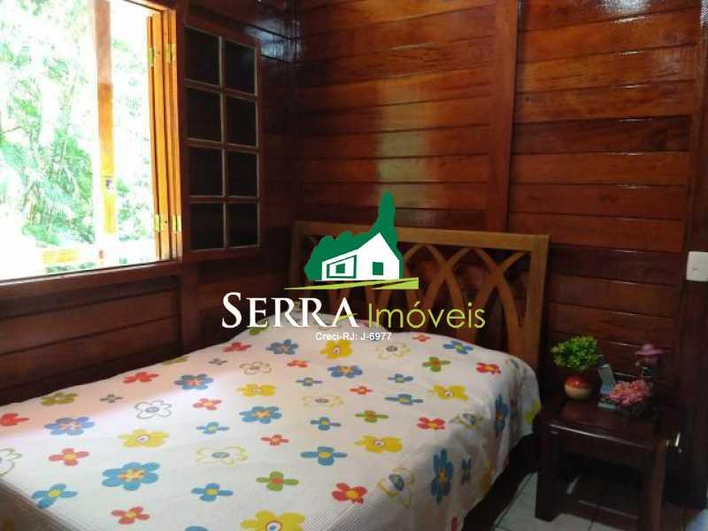 SERRA IMÓVEIS - Casa em Condomínio 3 quartos à venda Limoeiro, Guapimirim - R$ 650.000 - SICN30031 - 12