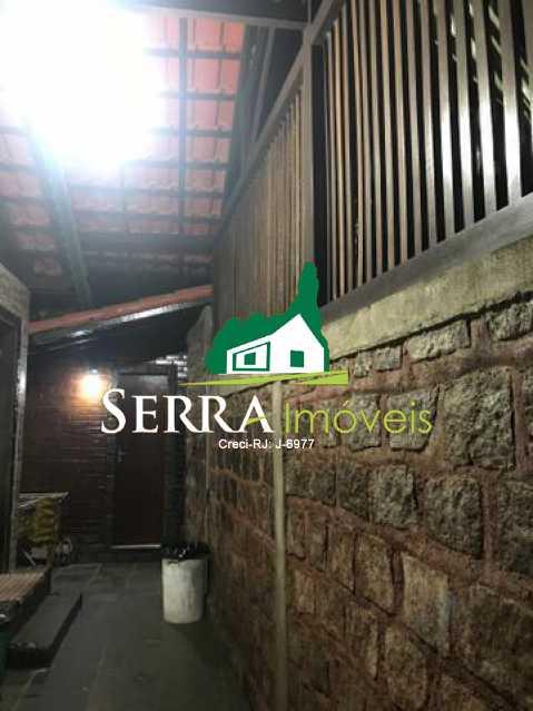 SERRA IMÓVEIS - Casa em Condomínio 3 quartos à venda Limoeiro, Guapimirim - R$ 650.000 - SICN30031 - 17