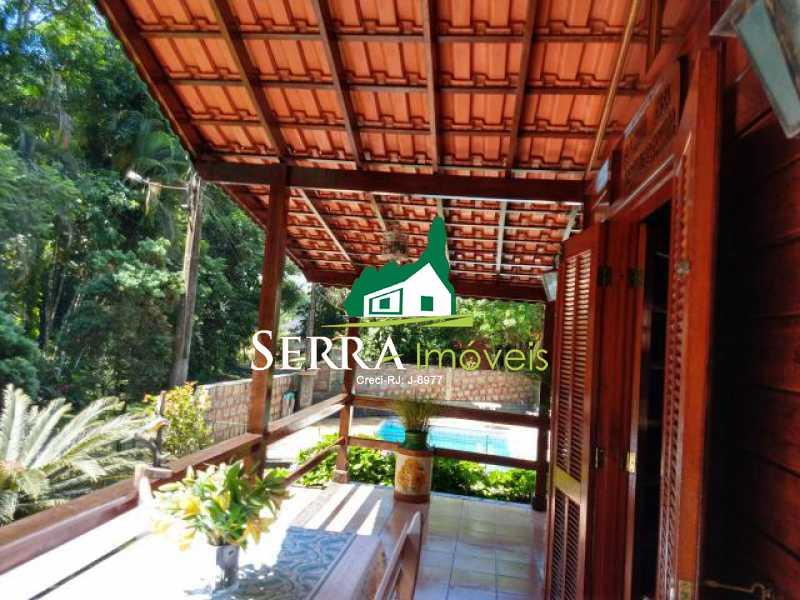 SERRA IMÓVEIS - Casa em Condomínio 3 quartos à venda Limoeiro, Guapimirim - R$ 650.000 - SICN30031 - 7